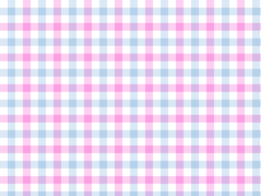 PlaidMaker # blue pink gingham